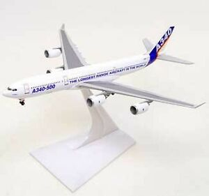 Dragon Wings Diecast 1:400 Airbus A340-500 #55712