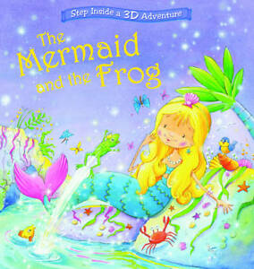 The-Mermaid-and-the-Frog-Magical-Pop-ups-Used-Good-Book