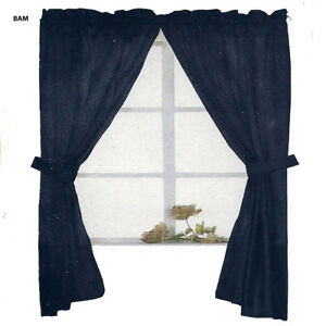 Double-Swag-Fabric-Window-Curtain-70-x-55-10-Colors