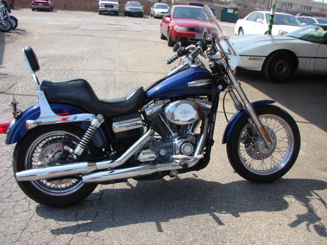 2007 Harley Davidson Dyna Super Glide Custom LQQK