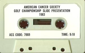 AMERICAN-CANCER-SOCIETY-Golf-Championship-1983-audio