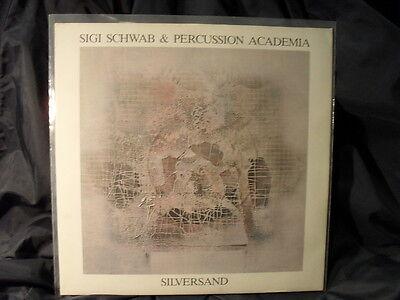 Sigi Schwab & Percussion Academia - Silversand