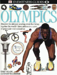 Oxlade-Chris-Olympics-Eyewitness-Guides-Book