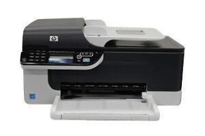 HP OfficeJet j4580 All-In-One Inkjet Printer for sale online   eBay