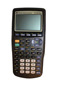 Texas Instruments TI-83 Plus Graphing Ca...