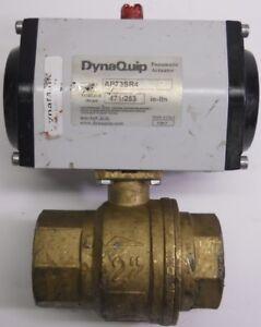 DYNAQUIP-PNEUMATIC-ACTUATOR-AP73SR4-471-253-TORQUE