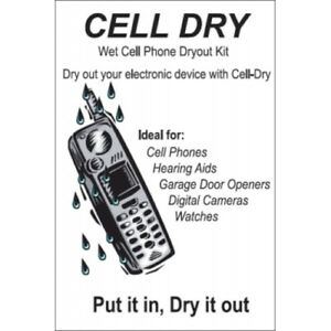 water damaged cell phone repair dry out kit ebay. Black Bedroom Furniture Sets. Home Design Ideas