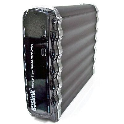 BUSlink 2TB Dual ports USB 3.0/ eSATA  External HDD w/  Backup Software (PC/Mac)
