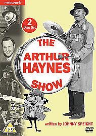 The Arthur Haynes Show - Vol.1 (DVD, 2011, 2-Disc Set)