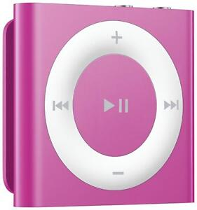 BNIB-Factory-Sealed-Pink-Apple-Ipod-Shuffle-2gb