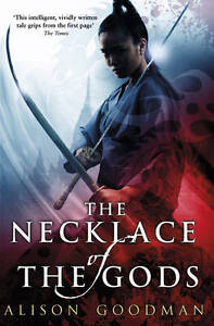 Goodman, Alison, The Necklace of the Gods, Very Good Book