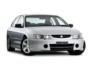 HOLDEN COMMODORE VY SS SV8 S PACK FRONT BUMPER BARS NEW