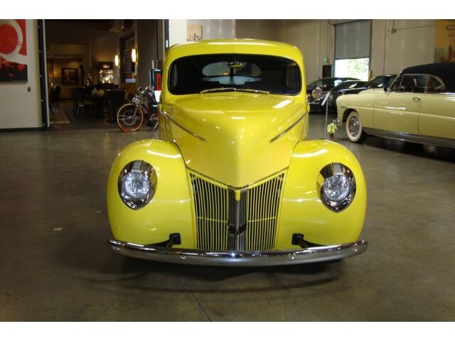 1940 Ford Hot Rod Custom Tudor California Car