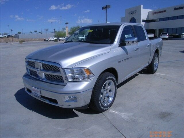 Laramie New 5.7L Bluetooth 390 horsepower 4 Doors