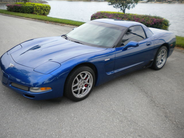 Z06 C5 29K MILES 550 HP MANY MODS MINT C6 ZR1 FL CAR SS