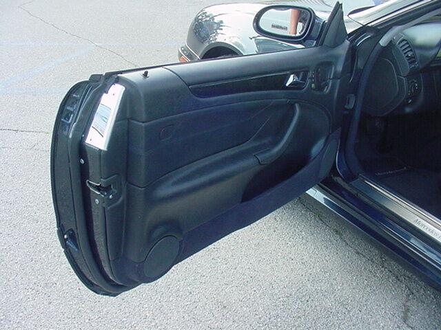 2003 MBZ 430 CLK CONVERTABLE