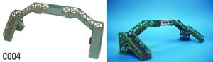 Dapol C004 Twin Track Footbridge Bridge 1/76 Scale = '00' Gauge New Plastic Kit