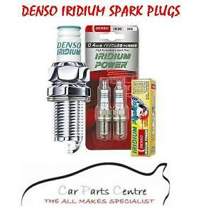4x DENSO IK20 IRIDIUM PERFORMANCE UPGRADE SPARK PLUGS