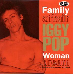 IGGY-POP-Family-Affair-Sex-Pistols-Steve-Jones-punk-rock-CD-single-sealed