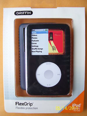 Griffin Siliskins Cases For Ipod Classic 80 Gb
