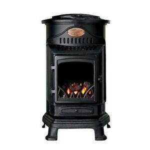 Calor Gas Heater Fire Provence Portable Stove New Ebay