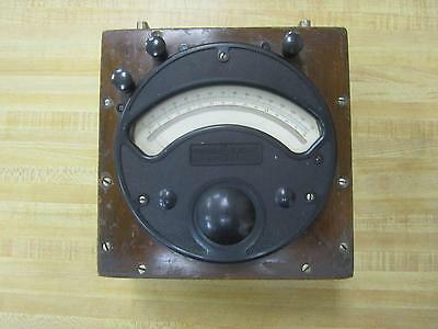 General Electric Dp-2 Volt Meter Antique Vintage Industrial