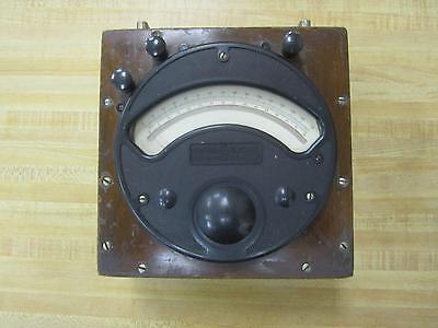General Electric Dp-2 Volt Meter Antique Vintage Industrial