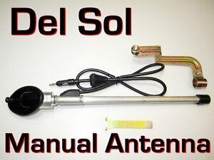 Honda-DEL-SOL-MANUAL-ANTENNA-KIT-1993-1997