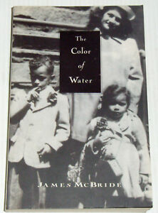 the color of water mcbride colour 0733605753 ebay