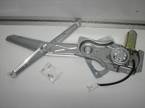 HOLDEN-COMMODORE-VT-VX-VU-VY-VZ-WINDOW-REGULATOR-RIGHT-FRONT-ELECTRIC-MOTOR