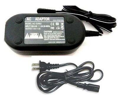 Ac Adapter For Jvc Gz-hm30bus Gz-hm30sag Gz-hm30sus Gz-hm30aus Gz-hm50 Gz-hm50u