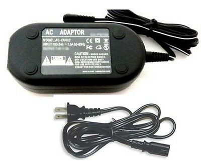 Ac Adapter For Jvc Gz-hm440 Gz-hm440b Gz-hm440bus Gz-hm440ru Gz-hm440rus Gz-e200