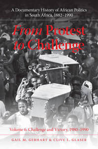 From Protest Challenge Vol 6  BOOK NEW