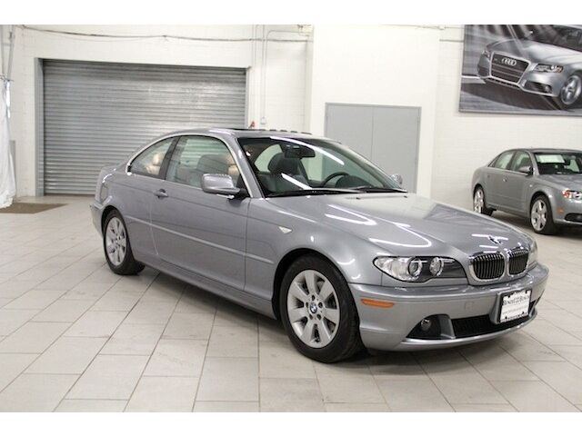 325Ci Coupe 2.5L CD Rear Wheel Drive Traction Control