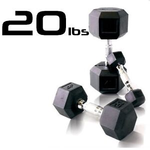 20lb-Rubber-Coated-Hex-Dumbbell