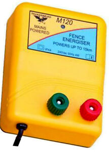 15km-MAINS-Power-Electric-Fence-ENERGISER-Charger-Thunderbird-M120-15km-Farm