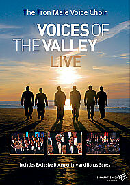 Voices Of The Valley Live  The Fron Male Voice Choir DVD 2008 - Alness, United Kingdom - Voices Of The Valley Live  The Fron Male Voice Choir DVD 2008 - Alness, United Kingdom