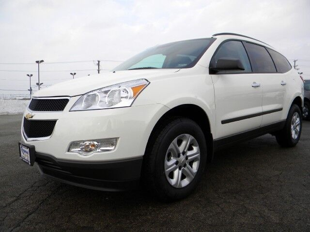 2011 Chevrolet Traverse low mileage