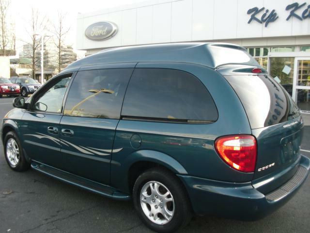 2002 Dodge Grand Caravan Sport Regency High Top Convers