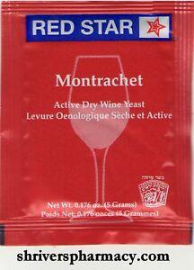 Red Star Wine Yeast Montrachet