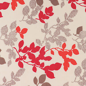 LINEN-COTTON-CURTAIN-FABRIC-VINTAGE-TREE-NATURAL-BROWN