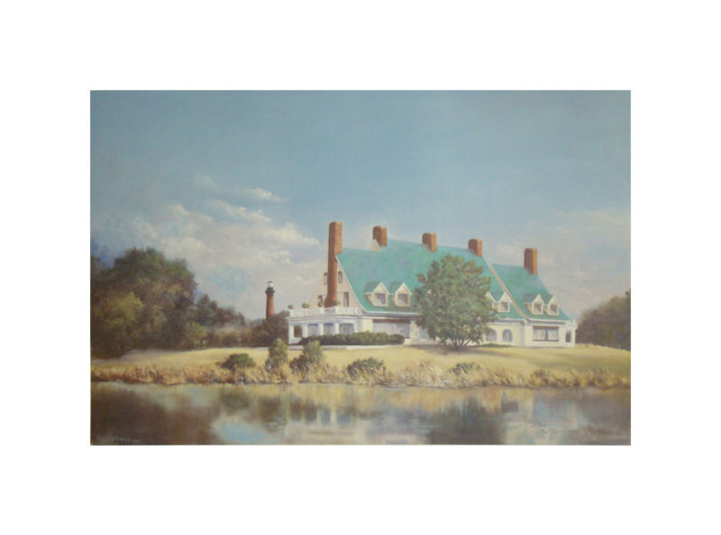 Whalehead Club by Patricia Williams