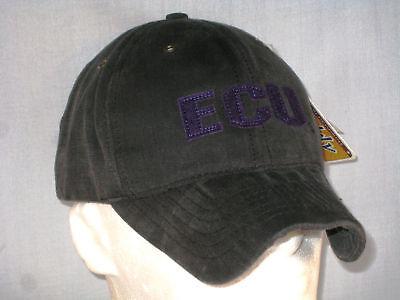 Ecu East Carolina Pirates- Sports Hat - Ncaa