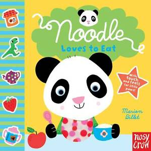 Noodle Loves to Eat-ExLibrary