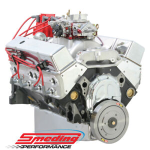 chevy 383 brand new turnkey crate engine 400 350