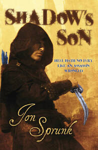 Shadows-Son-Sprunk-Jon-Used-Good-Book