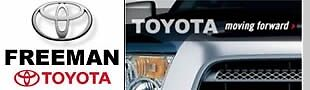 FREEMAN TOYOTA DALLAS