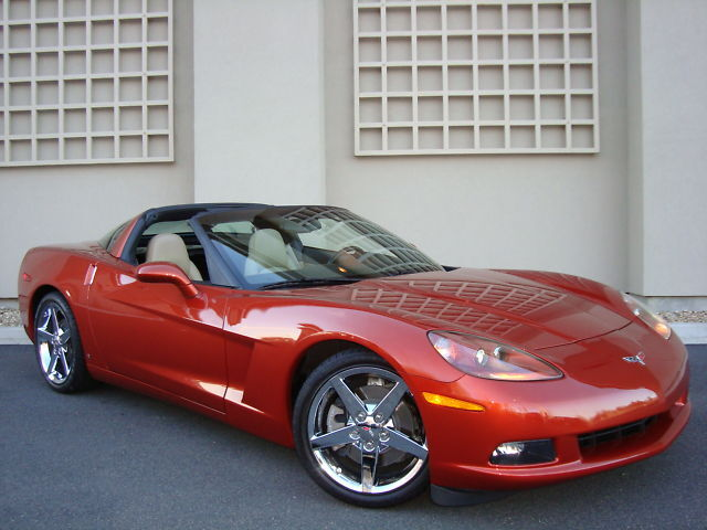 2006 DAYTONA SUNSET CORVETTE,CORSA, BEST DEAL ON EBAY!