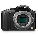Panasonic LUMIX DMC-G3 16.7 MP Digital SLR Camera - Black (Body Only)