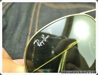 authentic ray ban sunglasses  Fake Ray-Ban sunglasses. How to spot.